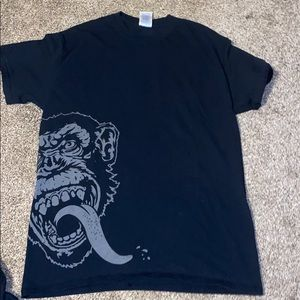 Gas monkey garage t-shirt blood sweat and beers